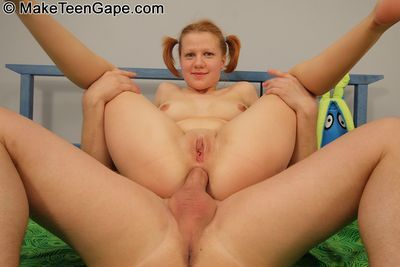 Make Teen Gape download